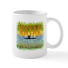 Kayak Reflections Mug