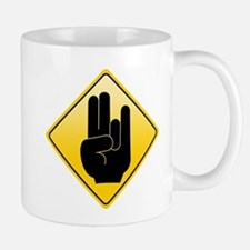 Unique Hand sign Mug