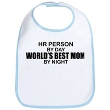 World's Best Mom - HR Bib