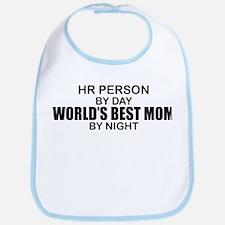 World's Best Mom - HR Bib