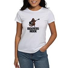 Beavers Rock Tee