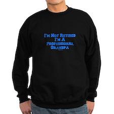 Professional Grandpa Sweatshirt