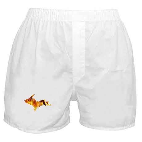 Bonfire U.P. Boxer Shorts
