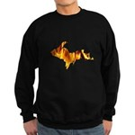 Bonfire U.P. Sweatshirt (dark)