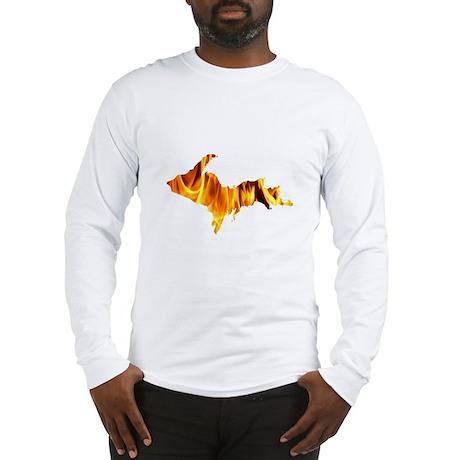 Bonfire U.P. Long Sleeve T-Shirt