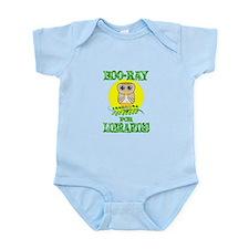 Libraries Infant Bodysuit