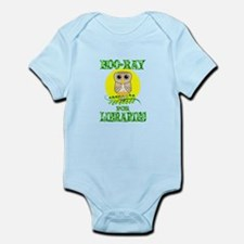 Libraries Infant Bodysuit