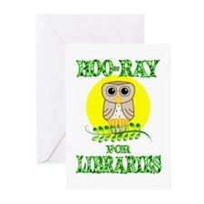 Libraries Greeting Cards (Pk of 20)