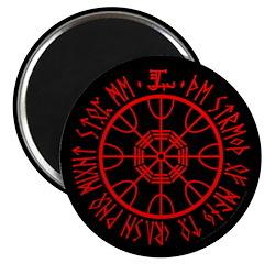 "Aegishjalmur 2.25"" Magnet (100 pack)"