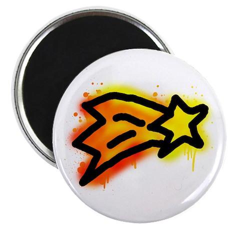 "'Shooting Star' 2.25"" Magnet (10 pack)"