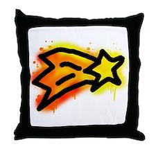 'Shooting Star' Throw Pillow