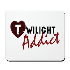 'Twilight Addict' Mousepad
