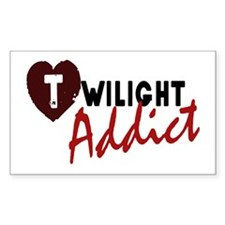 'Twilight Addict' Decal