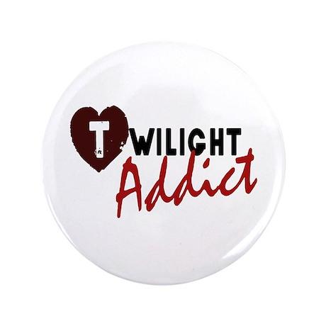 "'Twilight Addict' 3.5"" Button"