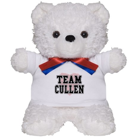 'Team Cullen' Teddy Bear