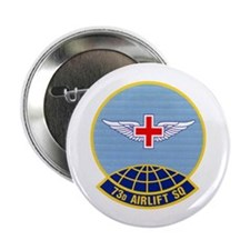 73d Airlift Squadron Button