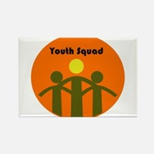 Youth groups Rectangle Magnet