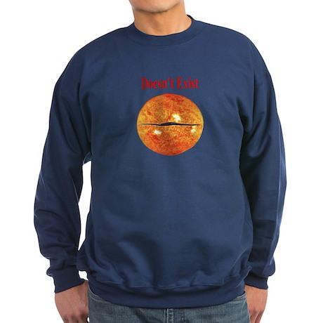 Doesn't Exist Sweatshirt (dark)