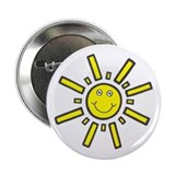 Cute sunshine Buttons
