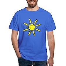 'Smiling Sun' T-Shirt