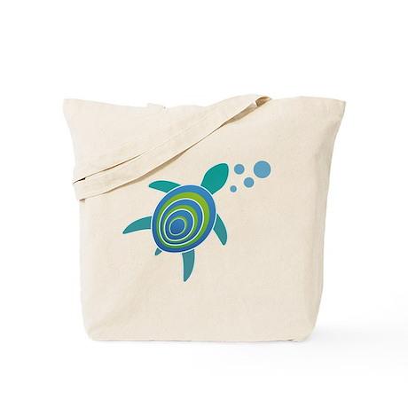 Ocean Doctor Sea Turtle Tote Bag