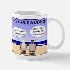 Golf Addict Small Small Mug