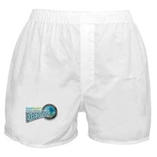 50-States Expedition Boxer Shorts