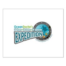 50-States Expedition Small Poster