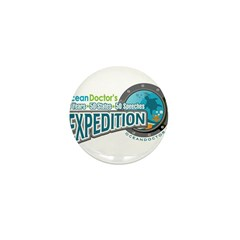 50-States Expedition Mini Button