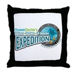 50-States Expedition Throw Pillow