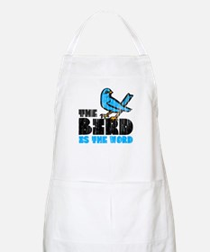 The Bird is the Word Apron