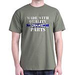 Quality Scottish Parts Dark T-Shirt