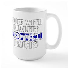 Quality Scottish Parts Mug
