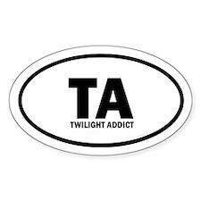 TA Twilight Addict Euro Decal