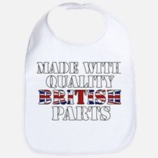 Quality British Parts Bib
