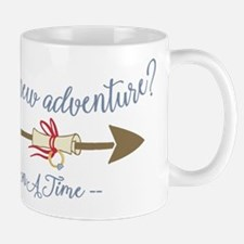 OUAT Ready For A New Adventure Mugs