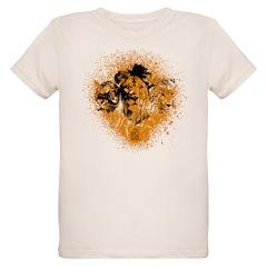 Big Cats Portraits Organic Kids T-Shirt