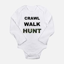 Crawl Walk Hunt Baby Outfits