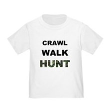 Crawl Walk Hunt T