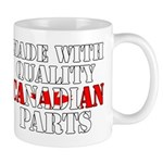 Quality Canadian Parts Mug