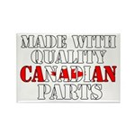 Quality Canadian Parts Rectangle Magnet