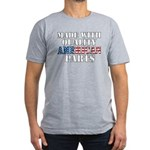 Quality American Parts Men's Fitted T-Shirt (dark)