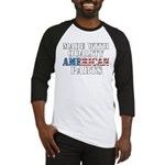 Quality American Parts Baseball Jersey