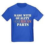 Quality American Parts Kids Dark T-Shirt