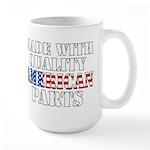 Quality American Parts Large Mug