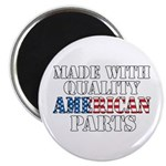 Quality American Parts Magnet