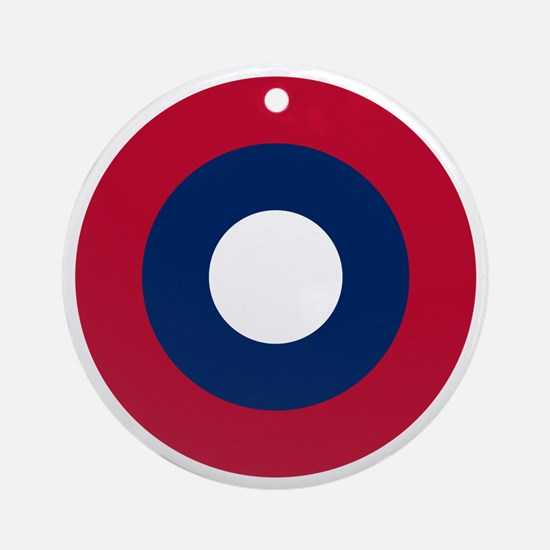 USA Roundel Ornament (Round)