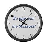 Barber clocks Giant Clocks
