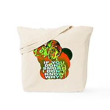 Unique Pro marijuana Tote Bag