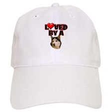 Loved by a Husky Baseball Cap